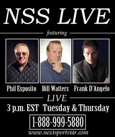 Live Today, On Today, Free Internet Tv, Phil Esposito, Google Store, I Got Your Back, My Dear Friend, In This Moment, Cheers