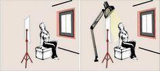 Consejos imprescindibles para fotografía Light Photography, Photography Tips, Studio Lighting Setups, Lighting Diagram, Make Photo, Ansel Adams, Photo Studio, Photos, Iris