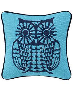 "Trina Turk ""Bujo"" Needlepoint Pillow"
