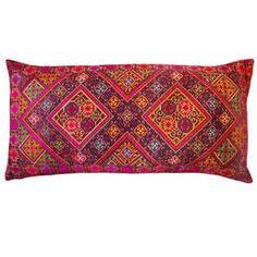 vintage swatti pillow, $625 http://johnrobshaw.com/detail.htm?souk=Vintage_Swatti_Pillow_Pillows&params=1,2,16