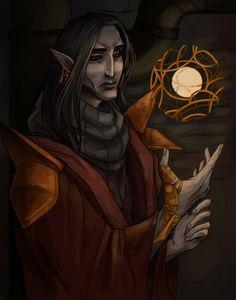 Сота Сил,Альмсиви,TES Персонажи,The Elder Scrolls,фэндомы,Morrowind