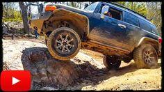 ► Toyota FJ Cruiser vs 4Runner vs Sequoia vs Nissan Xterra [Off-Road 4x4]