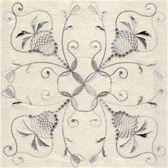 CANDLEWICKING PATTERNS FREE » Patterns Gallery