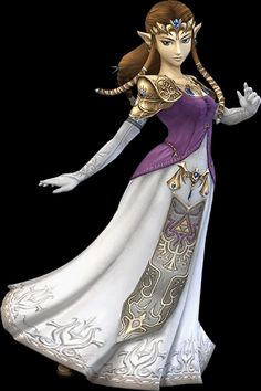 Princess Zelda will live forever