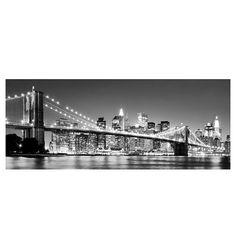 Glasbild New York 80x30, Pro Art Jetzt bestellen unter: https://moebel.ladendirekt.de/dekoration/bilder-und-rahmen/bilder/?uid=7679cd76-fe0b-53b0-afb1-b5446f34e8ff&utm_source=pinterest&utm_medium=pin&utm_campaign=boards #accessoires #art #bilder #glasbilder #pro #rahmen #dekoration