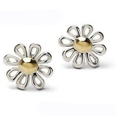 6e4322eb27f Tiffany Outlet Paloma Picasso Silver Daisy Stud Earrings Tiffany And Co  Earrings