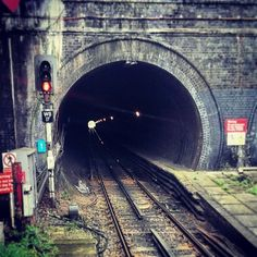 17 Atmospheric Pictures Of The London Underground With No-One Around