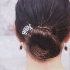 Simple hairstyles 17 everyday ideas  Hairstyle Monkey