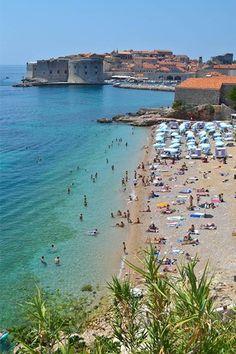 Dubrovnik, Croatia (Photo: Courtesy of Lauren Conrad) http://yhoo.it/1vfN62m