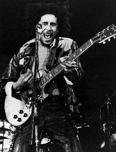 Bob Marley live 1973
