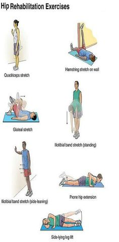 Hip exercises