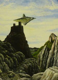 Ian S Bott - Artwork - Castle