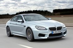 Heavy but Fast: 2014 BMW M6 Gran Coupe Tested on New Ignition - WOT on Motor Trend