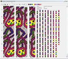 Free Crochet Bead Pattern Round 16