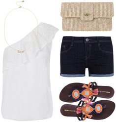 Shop Now Blanco.com: Collar / Bolso / Top / Short / Calzado.  (SUITEBLANCO Spring Summer 2013 Collection).