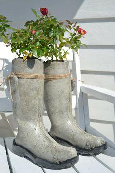 laarzen - planten
