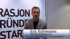 - Interview with Eric Edmeades on Gründermessen in Oslo Interview, Business Video, Oslo, Videos, Entrepreneur