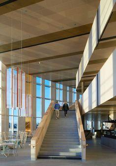nice Spira Performing Arts Center | Wingårdh Arkitektkontor Check more at http://www.arch2o.com/spira-performing-arts-center-wingardh-arkitektkontor/