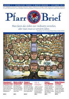 Pfarrbrief St. Martin Wegberg im September 2014. Der Stammbaum. Mehr info: http://homepage.sanktmartinwegberg.de/
