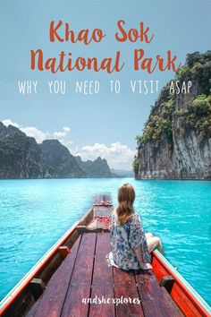 Khao Sok National Pa