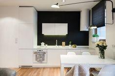 Bathroom Lighting, Teak, Living Spaces, Sweet Home, Black And White, Interior Design, Kitchen, Furniture, Home Decor