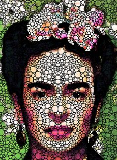 Sharon Cummings - Frida Kahlo Art: Define Beauty