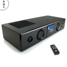 Wireless Bluetooth HD Home Entertainment Sound Bar with 3D Stereo Surround Sound and Subwoofer for Samsung Galaxy Tab II , Asus Google Nexus 7 , Asus Transformer Pad Infinity TF700 and More! by Accessory Genie. $129.99. Exceptional Audio Performance, 3D Stereo Technology, and Wireless Bluetooth Transmission!300 Watt Output for Outstanding, Booming AudioThis Bluetooth-enabled soundbar will literally blow you away with its robust 300-watt output. Experience your movie...