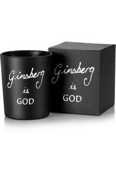 Bella Freud's 'Ginsberg Is God' Fig Leaf & Tomato. Perfect for the kitchen