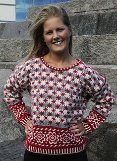 Ravelry: Hjertebank pattern by Nina Granlund Sæther