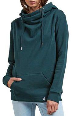 9bd02b30b113 Elie Tahari Elle Flocked-Pattern Hoodie