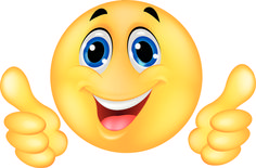 Emoji and Text Message Marketing Smiley Emoticon, Cute Smiley Face, Emoticon Faces, Funny Emoji Faces, Funny Emoticons, Smiley Faces, Smileys, Thumbs Up Smiley, Bisous Gif