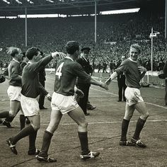 A record goalscorer in the FA Cup, #mufc legend Denis Law netted 34 goals for the Reds. #classicmufc