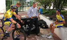 Did you know that Alberto Contador is at the top of WorldTour rankings with 397 points? He also chooses Scicon Technical Bags to protect his bike. www.sciconbags.com Uci World Tour, Bike, Tops, Fashion, Bicycle, Moda, Fashion Styles, Bicycles, Fashion Illustrations