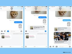 iMessage turns links into rich bubbles with more information. You can also share the song you're listening to in Apple Music.