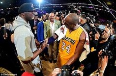 Lamar Odom speaks publicly after his recovery at tribute to former teammate Kobe Bryant