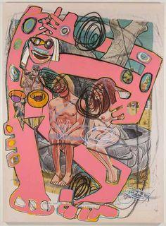 Richard Prince at Sadie Coles - Free Love #221, 2015