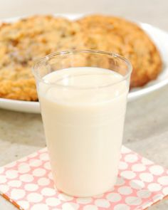This signature drink, also from Christina Tosi of Momofuku Milk Bar, is a sweet cereal-infused milk. Serve it for dunking with one of these two-in-one desserts for one monster of a mashup treat.