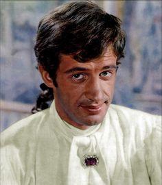 "Jean-Paul Belmondo dans ""Cartouche"" (Philippe de Broca 1962)"