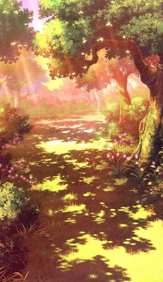 Anime Backgrounds Wallpapers, Episode Backgrounds, Anime Scenery Wallpaper, Animes Wallpapers, Cute Wallpapers, Fantasy Landscape, Landscape Art, Fantasy Art Landscapes, Aesthetic Art
