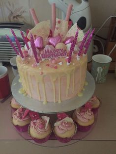 Sharon's 50th cake
