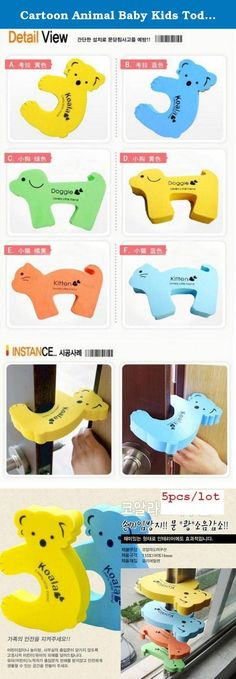 Cartoon Animal Baby Kids Toddler Child Safety Care Security Door Stopper Corner Protector Finger Guards Protection BabydekorProdukt. Estimated Delivery Time: 14-26 days (be shipped out within 3-5 business days). Thank you for your shopping and interest in our products. 32268429433999.
