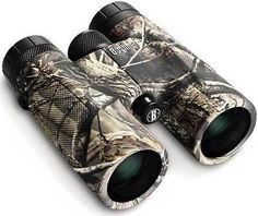 Bushnell 10x42 Powerview Roof Prism Medium Binoculars RealTree AP 141043