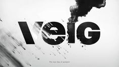 Veig ID Project 'Veig type' on Vimeo