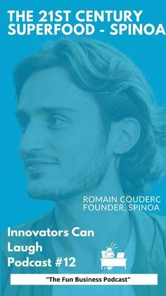 In this episode of Innovators Can Laugh, I sat down with Romain Couderc, founder of Spinoa. 5 years ago he traveled on bike, through Turkey, Iran, India, Indonesia, and Cambodia meeting people who are implementing innovative solutions when it comes to social challenges regarding food, energy, and ecology. Inspired, he's bringing that innovation to Romania. Really Funny, Really Cool Stuff, Social Challenges, His Travel, Bucharest, United Nations, 21st Century, Comebacks, Growing Up