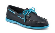 Sperry Top-sider  Men's Authentic Original Color Pop 2-Eye Boat Shoe
