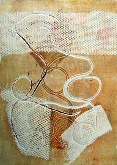 Monotype 28'5x38 cm Burlap, Slippers, Dance Shoes, Reusable Tote Bags, Ballet, Printmaking, Colors, Art, Dancing Shoes