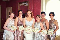 Hall of Springs Wedding Photos | Katie & Nate http://elariophotography.com/  http://www.fleurtaciousdesigns.com/