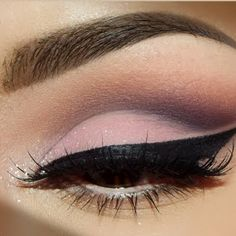 So pretty in pink! Duplicate Aurora G's feminine eyes using these products.