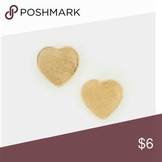 .The Heart Metal Post Earrings Brand New Item. Get your perfect pair of earrings from Exquisite Styles Exquisite Styles Jewelry Earrings