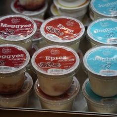 Cserpes Sajtmuhely - Hungarian made, fresh, natural dairy products. Photo by Cserpes Sajtmuhely.